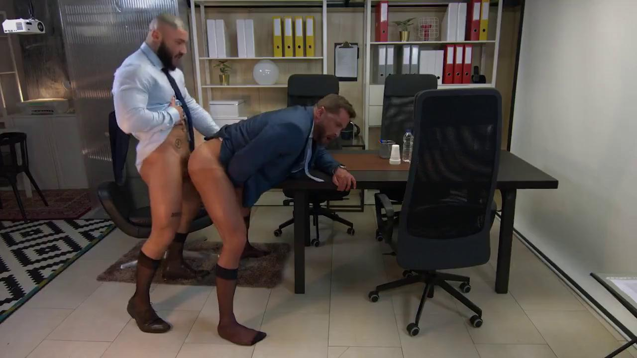 Office Jock Gay Office Porn office workers go for a pound in the boardroom - gaygo.tv tube